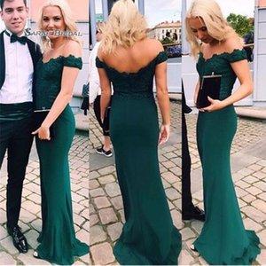 Зеленое платье с открытыми плечами без рукавов Сексуальное платье Vestidos De Festa В наличии