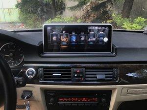 Android 9.0 4 + 64 10.25 Автомобильная DVD GPS Навигация Радио Аудио Стерео BT WiFi Зеркальная ссылка Совместим для BMW E90 Оригинал без экрана