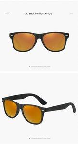 2020 New Ray Sunglasses Vintage Pilot Brand Sun Glasses Band Polarized UV400 Bans Men Women Ben Sunglasses With Box and Case #025