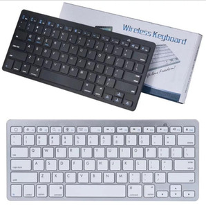 Ultra Slim Bluetooth Tastatur Mute Tablets und Smartphones Für Tablet Wireless Keyboard Stil ist Android Windows-PC
