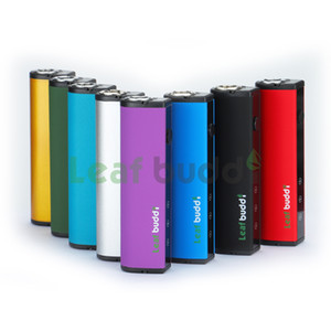 Freies Verschiffen ursprüngliches Blatt buddi Th-320 Batterie-Mod E-Zigaretten Starter Kits 650mAh Variable Voltage Fit Faden 510 Cartridges Mini Mod