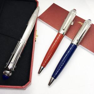 2020 럭셔리 펜 브랜드 프로모션 가격 볼펜 5A 최고의 품질 패션 브랜드 펜 선물 + 벨벳 가방을 줘