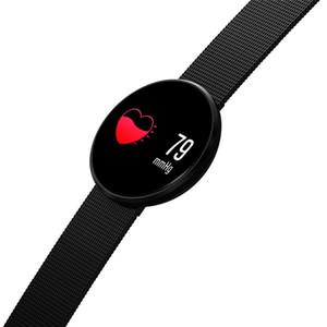 CF006H Akıllı bilezik kan basıncı nabız Monitörü Pasometre Izle su geçirmez spor Izci akıllı kol saati için iPhone Andorid