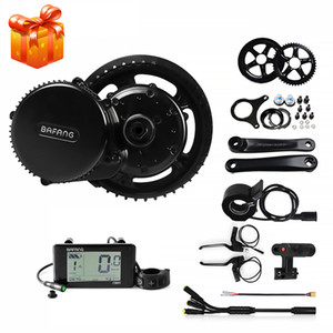 Bafang BBS02B 48V 750W 68-73mm Electric Bicycle Mid Drive Motor Conversion Kit E bike Engine kit with installation tool