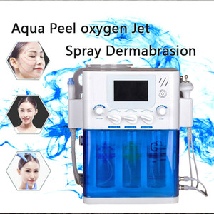 Dispositivo di bellezza trattamento di microdermoabrasione facciale di vendita migliori portatile di ossigeno diamante Peel macchina professionale a vuoto la macchina facciale di aspirazione