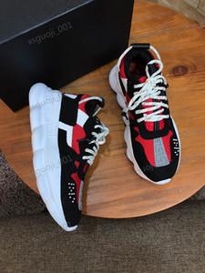 Versace shoes Paar Explosion Modelle Frühjahr / Sommer 2020 Neue Produkte, beiläufige Art und Weise, qualitativ hochwertige willkommen Vergleich Größe 36-45 Xshfbcl