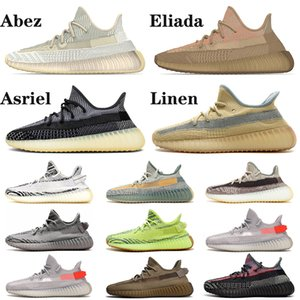 Stock X Desert Sage Reflective Tail Light Hommes Femmes Chaussures de course Top Fashion Kanye West Israfil Earth Oreo Cinder Wholesale Sneakers 36-48