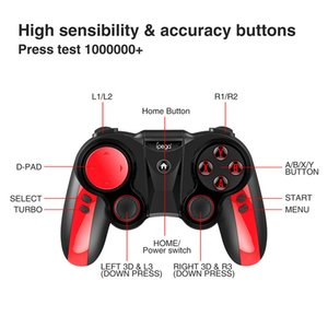 IPEGA Sem Fio Bluetooth Game handle Telefone Móvel Walk Survival Auxiliar IOS Game handle PG-9089