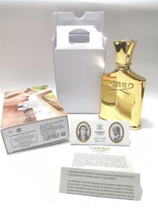 2020 Новый Крид духи Millesime Imperial для мужчин и женщин 100 мл с продолжительно время хорошее качество высокое аромат capactity Бесплатная доставка