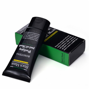 Nettoyage profond Nettoyant Black Masque Pore Cleaner 50 ml Purifiant Peel-Off Masque Blackhead Masque facial Masque facial Face Soins Free DHL