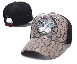 Fashion Strapback Cap Bee Tiger Wolf Canvas Men Women Hats Brand Designer Snapback Sports Outdoor Caps outlet Casual golf Hat Baseball Cap