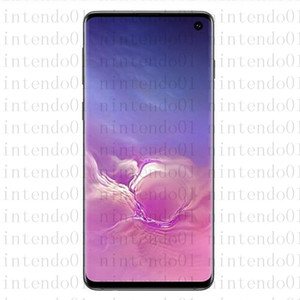3000mAh 6.3inch Goophone S10 + Iris Fingerprint Unlock MT6580T 3G 1900 mostram Falso 4G LTE 64GB smart phone grátis DHL