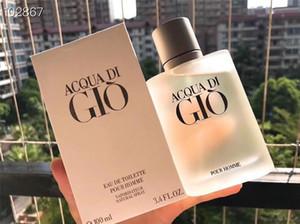 Herren Parfum Eau de Cologne elegant frisch GIO männlich Parfum Eau de Toilette Licht Duft EDT100ML schnelle Lieferung frei Versand