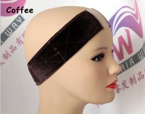 Bandeaux en dentelle dentelle rubans cheveux limites ruban de cheveux perruque dentelle séparation femmes grip perruque bandeau usine de gros