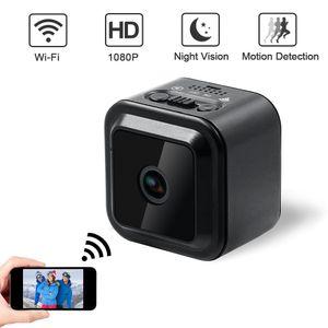 WIFI Mini-IP-Kamera Full HD 1080P IR Nachtsicht Micro Mini-DV DVR Digital Video Recorder zu Hause Sicherheits-Überwachungskamera 814