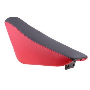 Red piatto alto schiuma del sedile CRF50 stile per 110 125 140cc TRAIL Dirt Bike