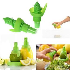 Succo caldo 2Pcs Juicer della frutta Limone Spray Mist Frutta arancione Gadge polverizzatori Utensili da cucina vegetale
