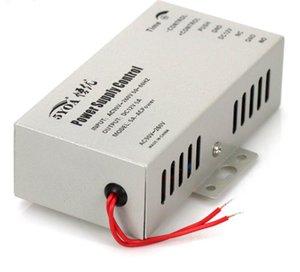 Erişim denetimi adanmış güç 12V5A küçük kontrolör tek ve çift kapılı erişim kontrolü geniş transformatör anahtarı 110V