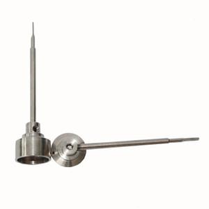 Großhandel Universal GR2 Titanium Nail Carb Cap mit Seitenloch für Dabber