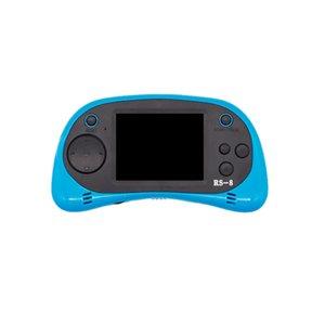 Videogioco di alta qualità MD-RS8 Batteria a secco Console di gioco portatile a 8 bit Stile portatile in mano Versione cinese e inglese in vecchio stile