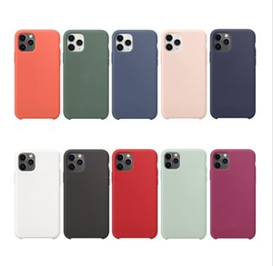 New Official Original Oem Silicone Case for iphone 11 11 pro 11 pro max Cover case with packing box