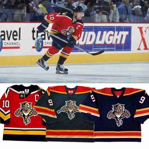 Vintage Florida Panthers Jersey Roberto Luongo Pavel Bure John Vanbiesbrock Ray Sheppard Brian Skrudland Jovanovski Retro Hockey-Trikots