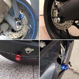 Yamaha YZF R1 YZFR1 YZFR1 2002 için - 2018 Motosiklet maşa Makaralar vidaları standı kaydırıcı