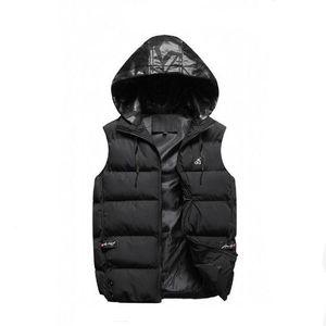inverno usura esterna uomini all'ingrosso di panciotto giù gilet giacche di progettazione piuma gilet cappotto casuale mens giù cappotti