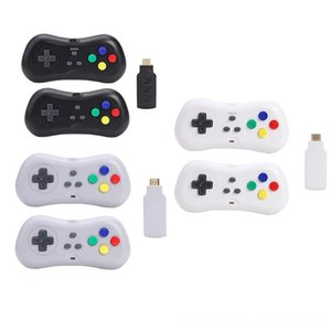 WG01 Console Super Mini TV Video Console Builtin 638 jogos com controladores duplos Jogo Joystick Game Acessórios Suporte Gamepad sem fio