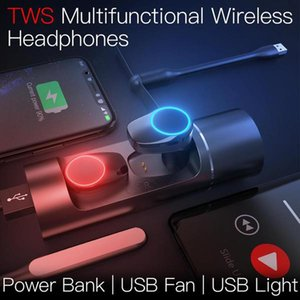 JAKCOM TWS Auriculares inalámbricos multifuncionales nuevos en auriculares Auriculares como reloj inteligente deportivo supla xiomi teléfono móvil