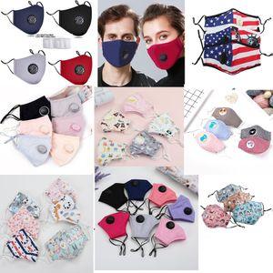 tela de la máscara facial de filtro máscara de tela reutilizables maske niños máscaras de cara caras respirador de máscara completa un ciclo mascarilla