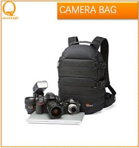 быстрая перевозка груза Подлинного Lowepro ProTactic 350 AW DSLR камера Фото Сумка для ноутбука Рюкзак с всепогодной Обложкой