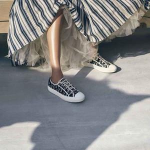 Kanvas ayakkabılar Yurtsever Erkek Kadın Screener deri sneakers tereyağı deri bej orijinal tuval lüks tasarım ayakkabı Vamp fare patter