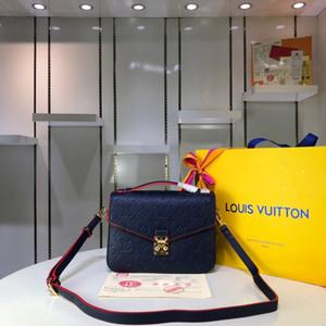 di alta qualità del progettista famoso di marca Classic nuove donne adattano o sacchetti del messaggero degli uomini Croce Body Bag scuola Bookbag 40780 44568 portafoglio zaino