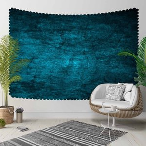 Else Green Vintage Abstract Watercolor Aging Shine 3D Print Decorative Hippi Bohemian Wall Hanging Landscape Tapestry Wall Art