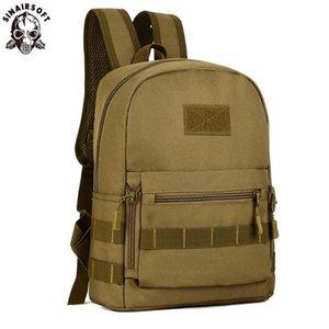 SINAIRSOFT táctico Mochila 10L mini Molle de nylon mochila de camuflaje portable del bolso de escuela del camping caza deportiva