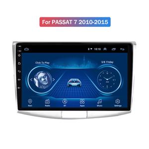10.1 polegadas Android 10 Chefe Unidade Car Navegação GPS para Volkswagen Passat CC Magotan 7 B7 2012-2018 Sistema de Rádio