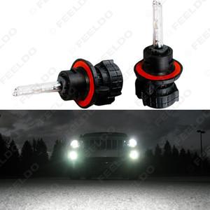 2X HID لمبات السيارات 9004/9007 مرحبا / لو مصابيح Bi-Xenon + تسخير زينون استبدال لمبات لمبات AC مصابيح SKU: # 2223