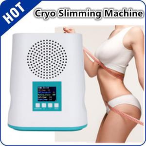 Kısa Cryo yağlı dondurma makinesi DHL ile yağ hücresi serin zayıflama makinesi vücut zayıflama makinesi -12 Derecesi dondurma COOLTECH