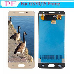 OEM Original Для Samsung Galaxy G570 / J5 Prime G570F G570K G570L Дисплей Сенсорный экран LCD Digitizer Ассамблеи замена
