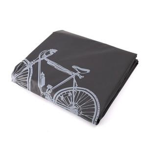 Bisiklet Su geçirmez Kapak Scooter Motosiklet Yağmur Toz Kapağı Bisiklet koruyun Dişli Q6PB