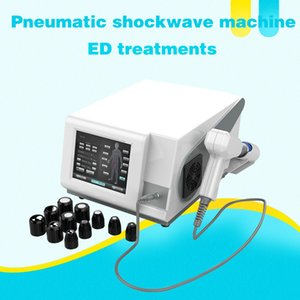 Hottest Low Intensity Shock Wave Machine for ED Erectile Dysfunction Therapy pneumatic Shockwave max to 21hz man use shockwave