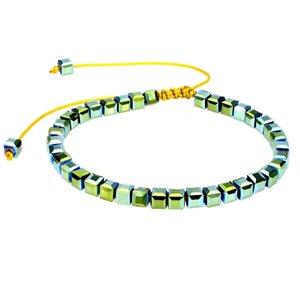 Cristal naturel un collier de perles Manuel Bracelet Weave jour Han Jianyue Place Cristal Bracelet