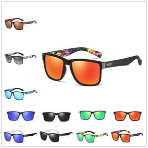 Männer Frauen Designer polarisierte Beschichtung Sunglasse UV400 Radfahren Sonnenbrillen Outdoor Sports Leopard Driving Gläser Luxus Brillen besten E22711