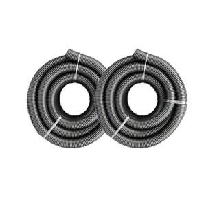 2adet 1m / 32mm Esnek Elektrikli Süpürge Hortum Boru Evrensel Fit For Ev Islak Kuru Vac Hortum, Islak Kuru Dükkanı Vakum Değiştirme