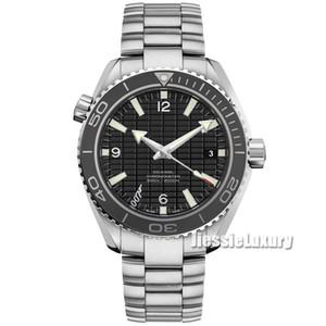 mens orologi di lusso Co Planet Ocean Skyfall Limited Edition 007 Logo Mens orologio automatico Orologi di lusso uomini assiale guardare relógio de luxo
