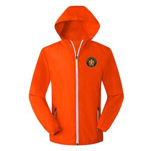 Carrick Rangers erkekler futbol ceket Kapşonlu rüzgarlık, WINDBREAKER futbol ceket hoodie Spor Erkek Ceketler fermuar carrick rangers