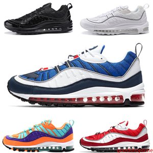 Designer Running Shoes For Men Cone Gundam Triple Black White UK Racer Blue Red Run Casual Sport Trainers Sneakers Size 7-12