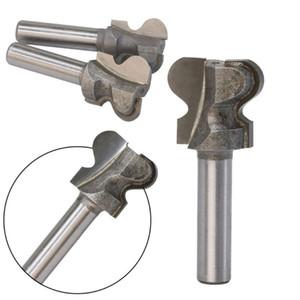 8 Handle Madeira Cortadores Máquina de aparar Dois Arc prego Clippers Carbide Engraving Machine Head Gaveta Handle