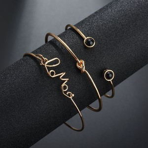 Wholesale New Fashion Minimalist Openings Bracelets Scissors Decorative Jewelry Bracelets &Bangles Gifts